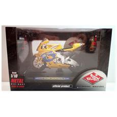 Modellino Moto Honda - Honda Rc211v - Team Camel - Tohru Ukawa - Ref13612 - Scala 1:10