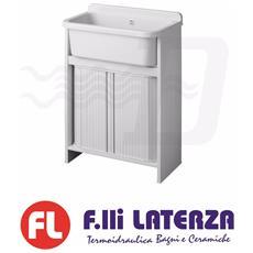 Mobile Pilozza Lavanderia Lavatoio Orazio Salvaspazio Ingombra Solo 55 X 35 Cm
