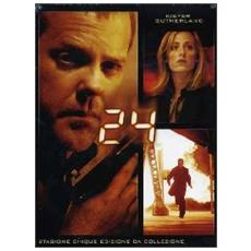 Dvd 24 - Stagione 05 (cof. 7 Dvd)