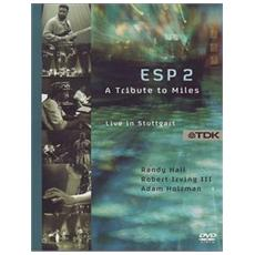 Dvd Esp 2 - A Tribute To Miles