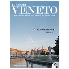 I tesori del Veneto. Con DVD. Vol. 1