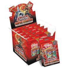 Carte Yu-Gi-Oh! Super Starter Resa dei Conti dello Spazio Tempo 10 Mazzi