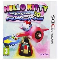 N3DS - Hello Kitty 3D Racing