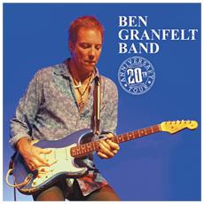 Ben Granfelt Band - Live - 20th Anniversary Tour (3 Cd)
