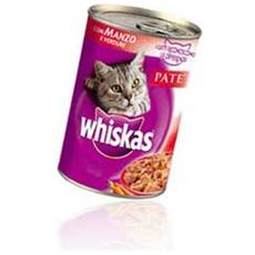 Gatto, Patè Con Manzo E Carote 400 Gr