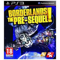 Ps3 Borderlands The Pre-sequel! Playstation 3