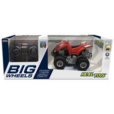 Auto R/c 1:20 Big Wheels Quad 2121
