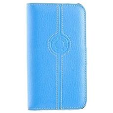 FA403966 Custodia a libro Blu custodia per cellulare