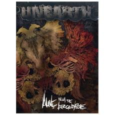 Dvd Unearth - Alive From The Apocalypse