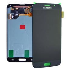 Display schermo LCD touch per Galaxy S6 SM-G920F Nero service pack