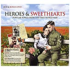Heroes & Sweethearts - Popular Songs From The First World War (Cd+Dvd)