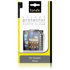 Pellicola Protettiva Ultra Trasparente per Huawei Nova (2Pz)