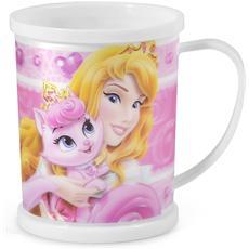 Mug Polipropilene Disney Princess&pet Ml300 Prima Colazione