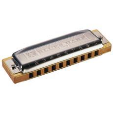 Armonica Blues Harp Re 532/20 Ms D800306 - Blues Harp Bm Sib