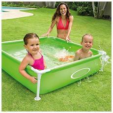 Piscine e accessori prezzi e offerte piscine e accessori - Piscina fuori terra quadrata ...