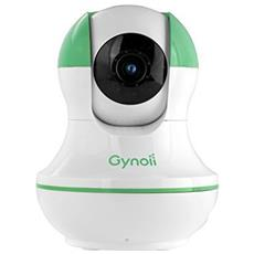 GPW-1025 Wi-Fi Verde, Bianco monitor video per bambino