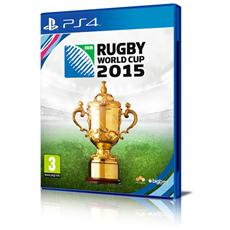 PS4 - Rugby World Cup 2015