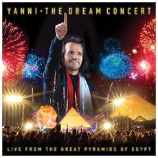 Yanni - Dream Concert Live From Great Pyramids Of Egypt (Cd+Dvd)