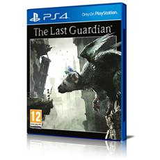 SONY - PS4 - The Last Guardian