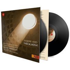 Verdi - Requiem - Nikolaus Harnoncourt (2 Lp)