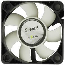 ICPU-GE-SIL5 - Ventola Silent 50x50x15 12V