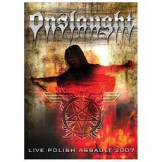 Onslaught - Live Polish Assault 2007
