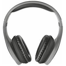 Cuffie con Microfono Bluetooth Mobi Colore Grigio