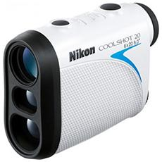 Coolshot 20, Nero, Blu, Bianco, Litio, 37 x 91 x 73 mm, IPX4, CR2, -10 - 50 C