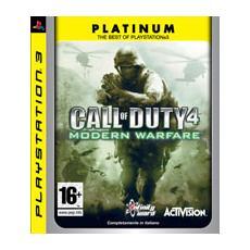 PS3 - Call of Duty 4: Modern Warfare