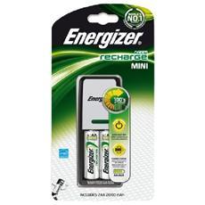 627482/635083 Caricabatterie Mini Energizer - AA / AAA - 12 ore