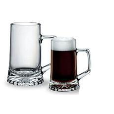 Confezione 2 Pezzi Bicchiere da Birra - Linea Stern