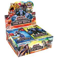 Carte Yu-Gi-Oh! Battle Pack 3 Lega dei Mostri 36 Buste