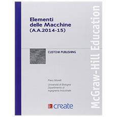 Elementi delle macchine (a. a. 2014-15)