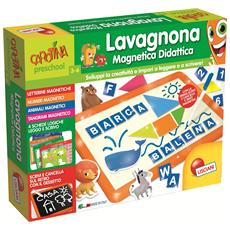 56125 - Carotina Lavagnona Magnetica