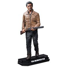 Figura Fear The Walking Dead Tv Version Color Tops Action Figure Travis Manawa 18 Cm