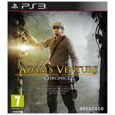 Ps3 Adam's Venture Chronicles Playstation 3