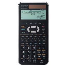 Calcolatrice Scientifica 419 Funzione Silver