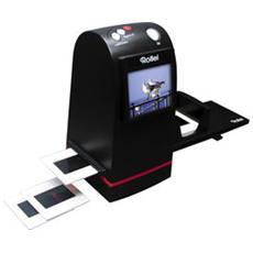 DF-S 190 SE Scanner Diapositive e Negativi a Colori 3600 Dpi Usb