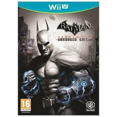 WiiU - Batman: Arkham City - Armored Edition
