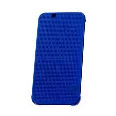 Dot view flip cover blue orig htc desire 510