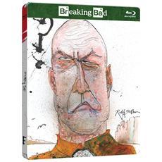 Breaking Bad - Stagione 05 #02 (Eps 09-16) (Ltd Steelbook) (3 Blu-Ray)