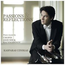 Passions And Reflections - Kasparas Uinskas