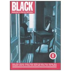Dedicated to Harvey Kurtzman. Black. Vol. 8