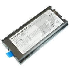 Batteria per notebook 6600mAh 11 1V 73Wh Li-ion