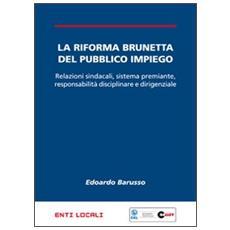 La riforma Brunetta del pubblico impiego