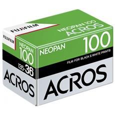 1 Fujifilm Acros 100 135/36 nuovo