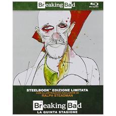 Breaking Bad - Stagione 05 #01 (Eps 01-08) (Ltd Steelbook) (2 Blu-Ray)