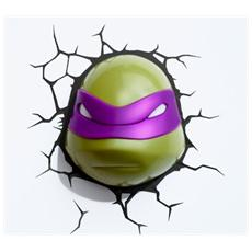 Lampada Led Ninja Turtles Donatello