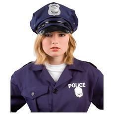 Cappello da Poliziotto in Tessuto