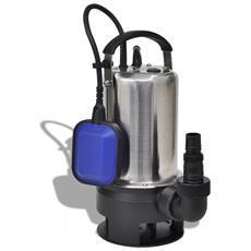 Pompa Sommersa Per Acque Reflue 1100 W 16500 L / h